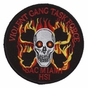 SAC Miami HSI Violent Gang Task Force Florida Patch