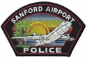 Sanford Airport Police Florida Patch