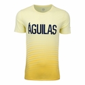 Camiseta Nike Core Plus del Club America - Limon Chiffon