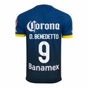 Dario Benedetto Club America 15/16 Away Jersey