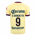 Dario Benedetto Club America 15/16 Home Jersey