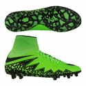 Nike Hypervenom Phantom II FG Soccer Cleats - Green Strike