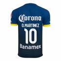 Osvaldo Martinez Club America 15/16 Away Jersey