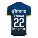 Paul Aguilar Club America 15/16 Away Jersey