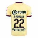 Paul Aguilar Club America 15/16 Home Jersey