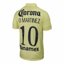Playera de Osvaldo Martinez del Club America - Local