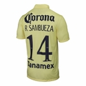Playera de Rubens Sambueza del Club America - Local