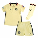 Uniforme Nike del Club America 2015/2016 para Ni�os - Local