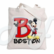 Mickey Mouse personalized Tote Bag
