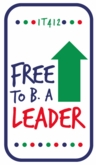 New! Free to B. a Leader Patch