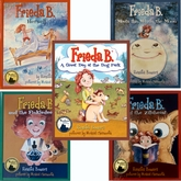 <i>New!</i> Frieda B. 4 and One More FREE (<i>5 books for the price of 4</i>)