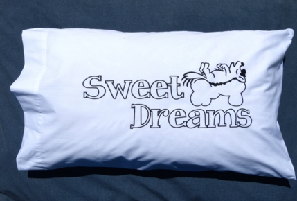 Sweet Dreams Pillowcase: <i>a fun DIY activity</i>