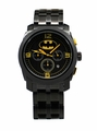 75 Years of Batman Black Chronograph Watch (BAT8049)