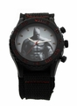 Batman Arkham City Canvas Wrap Watch (ARK5002)