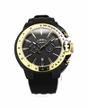 "Batman ""Justice"" Gold Mens Sport Watch (BAT8086)"
