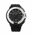 "Batman ""Justice"" Silver Mens Sport Watch (BAT8085)"