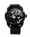 Captain America - The Winter Soldier - Black Silicon Watch (CTA1106)