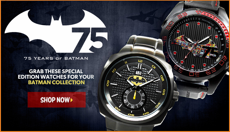 Man of Steel Watches