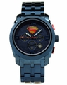 "Man of Steel ""Blue"" Extreme Limited Edition Collection Watch (MOS 8019)"