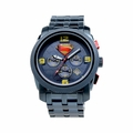"Man of Steel ""Blue"" Limited Edition Collection Chronograph Watch (MOS8023)"