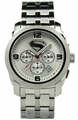 "Man of Steel ""Silver""  Extreme Limited Edition Collection Watch (MOS 8017)"