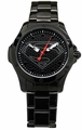 Man of Steel Superman Hope Black Stainless Steel Limited Edition Watch (MOS 8015)