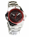 Man of Steel Superman Hope Red Stainless Steel Limited Edition Watch (MOS 8014)