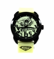Superman Kryptonite Glow in the Dark Watch (SUP9096)