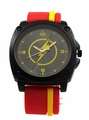 The Flash Red and Yellow Stripe Watch (FLH9019)