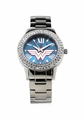 Wonder Woman �Justice� Silver-tone Watch (WOW8062)