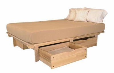 Ekko Twin Size Storage Bed