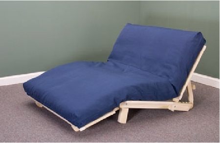 Futons Made In Usa Kd Lounger Futon Frame