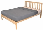 Queen Size Charleston2 Platform Bed