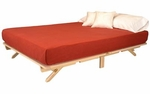 Queen Size Fold Away Platform Bed