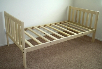 Twin Size Mission Daybed