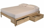 Twin Size Nomad2 Storage Bed