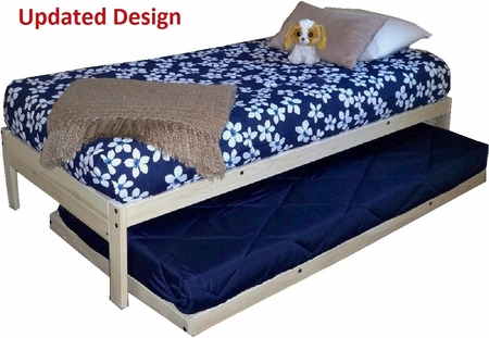 Twin Size Nomad2 Trundle Bed Set
