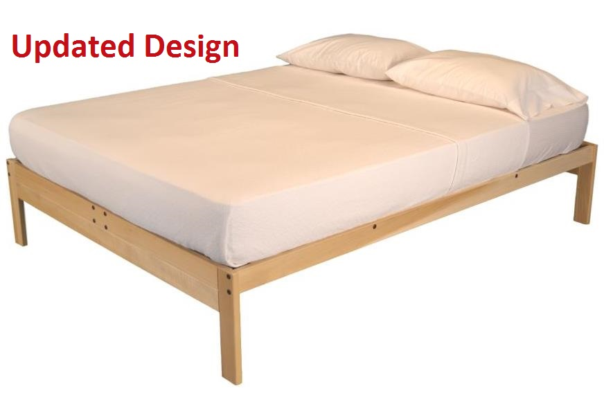 xl twin size nomad2 platform bed