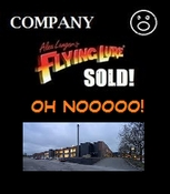 Flying Lure Sold!