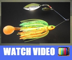 Your Spinnerbait Just Got 2X Better