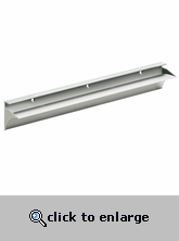 Aluminum Custom Shelf Bracket