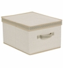 Canvas Storage Box