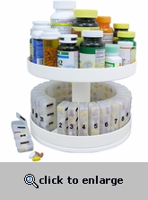 Medicine Bottle Organizer