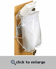 Rack Sack Cabinet Door Trash Holder
