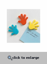 Refrigerator Magnets Novelty Hands