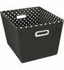 Shelf Storage Bin - Black
