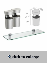 Shelving Brackets - Bin by Dolle