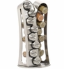Spinning Spice Rack - Stainless Steel