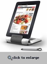 Tablet Recipe Holder
