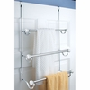 Three-Tier Over the Door Towel Rack